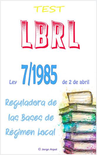 test ley 7/1985