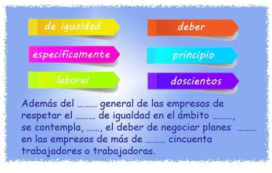 Ficha de la Ley Orgánica 3/2007, de 22 de marzo, para la igualdad efectiva de mujeres y hombres