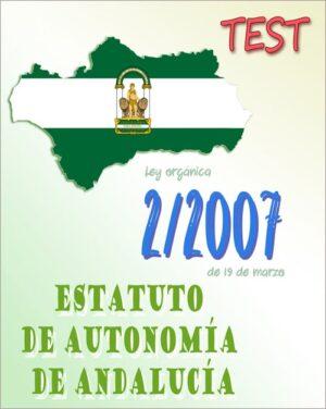 test estatuto autonomia andalucia