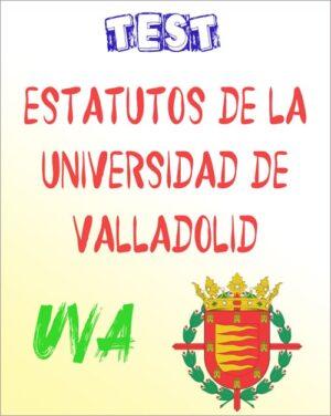 Test Estatutos universidad Valladolid (PDF)