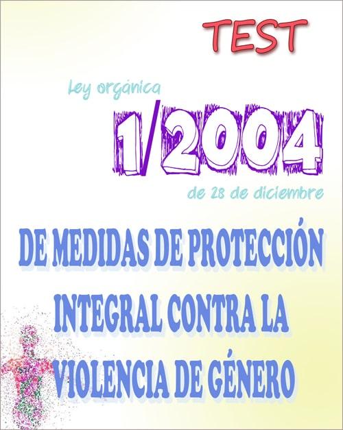 ley organica 1/2004 violencia genero (PDF)