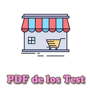 PDF test oposiciones