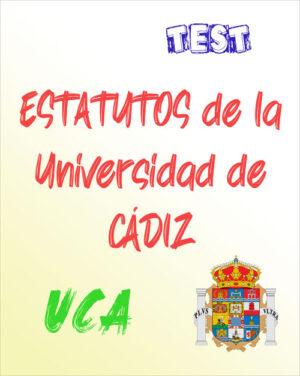 Test Estatutos universidad Cadiz